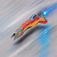 classic look wipeout creation by alien99