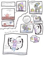 Revenge Butterfree TF by DuskyUmbreon