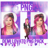 PNG Pack(16) Demi Lovato by dlyerdem