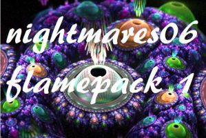 Flamepack 1 by nightmares06
