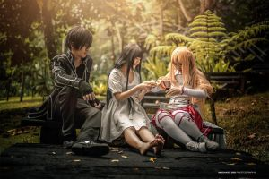 Sword Art Online by wkwebsite
