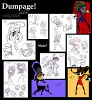 Art DUmPage by VivzMind