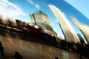 Chicago Bean by Tryst-IN