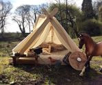 Viking tent Dollhouse 2 by Katie9999