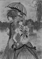 Vampire Knight by Loes-chan