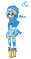 Piplup girl adopt!CLOSED by hanecco