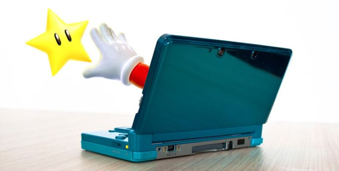 Reaching out the 3DS by Tri-Heart