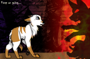 :Goin' Through Hell: by Wounded-Warsong