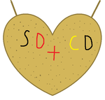 :Birthday Gift:ScarydudeXCookie Dough necklaces by FunnyGamer95