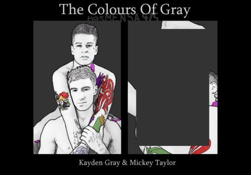 The Colours Of Gray by resMENSA