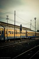 Last Train to The Sun by streetatmosphere