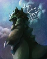 HAPPY BIRTHDAY POKEMON by kowan