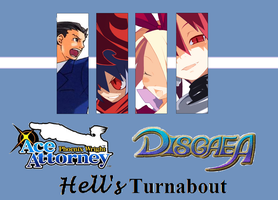 Hell's Turnabout cover by Cybertoy00