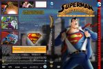 Superman: TAS Volume 1 Custom DVD Cover by SUPERMAN3D