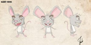 some mouse concept 2 by ibrahx