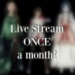 Announcement: Live streaming! by KiraTheUsagii