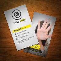 Excellens Business Card by KaixerGroup