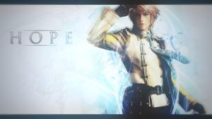 Final Fantasy 13-2 Hope By Drayyy Wallpaper by DieVentusLady