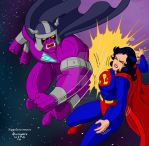 New Superwoman9 by Rogelioroman by THE-Darcsyde