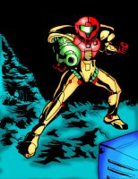 Metroid by Phobos-Romulus