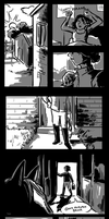 24 HOUR COMIC DAY '13 - Page 1-8 by Alerane