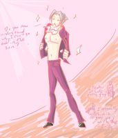 Edgeworth Cullen by FuzzySheepChild