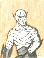 The Pale Orc by Turock-X