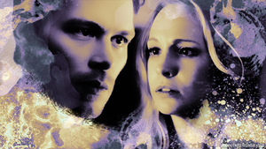 Klaroline by TragiclyDying