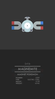 Magnemite by WEAPONIX