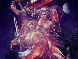 Fatal Furies by NobleConflagration