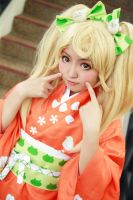 Danganronpa 2 - Saionji by Xeno-Photography