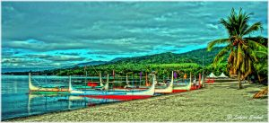 Taal Lake VI by lukias-saikul