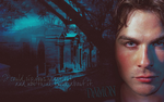 Vampire Diaries - Damon by KissOfDeathXxX