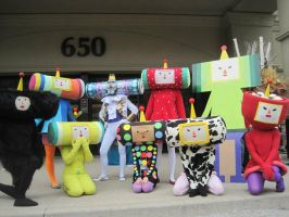 AN 2011 - Katamari Shoot by Tatriana