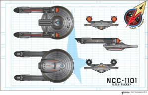 Updated U.S.S.Tucker by stourangeau