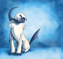 Absol by Atarial