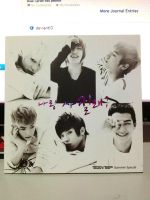 Teentop Be Ma Girl Album w/o Poster by KpopGurl