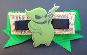 FOR SALE Bows: Oogie Boogie by Lokotei