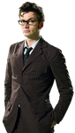 Tenth Doctor PNG 01 by cassie93