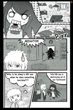 Naruto's family life page 1 by MrGilbertBeilschmidt