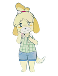 Isabelle by doekis
