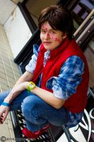 Undead Marty McFly 2 by Insane-Pencil