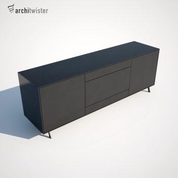 Sideboard (free 3D Model) by architwister
