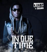 K Camp In Due Time 2 x Cover Art by PFDesigns