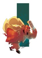 HellBoy for fun... by makampo