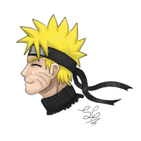 Naruto by samanthacannon
