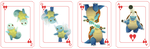 Pokemon Playing Cards - Hearts by Lil-Muse