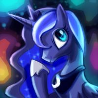 Princess Luna by dawkinsia