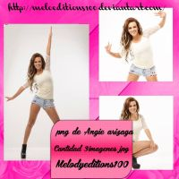Pack Jpg de Angie Arizaga by Meloeditions100