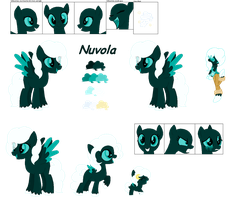 Nuvola's Ref. Sheet by Nanobun